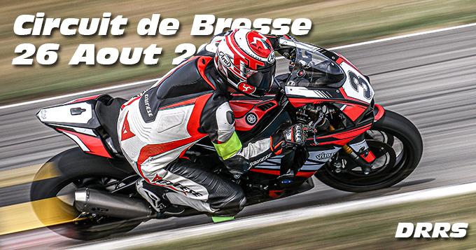 Photos au Circuit de Bresse le 26 Aout 2020 avec De Radigues Rider School
