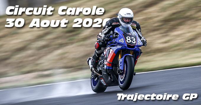 Photos au Circuit Carole le 30 Aout 2020 avec Trajectoire GP