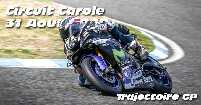 Photos au Circuit Carole le 31 Aout 2020 avec Trajectoire GP