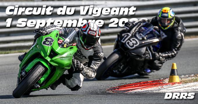 Photos au Circuit du Val de Vienne le 1 Septembre 2020 avec De Radigues Rider School