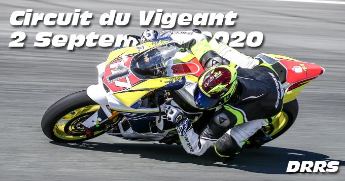 Photos au Circuit du Val de Vienne le 2 Septembre 2020 avec De Radigues Rider School