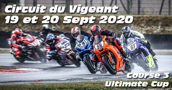 Photos au Circuit du Val de Vienne le 19 Septembre 2020 avec Ultimate Cup Moto