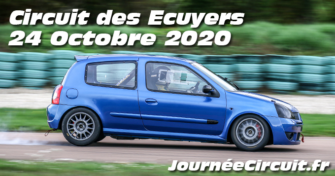Photos au Circuit des Ecuyers le 24 Octobre 2020 avec Journee Circuit