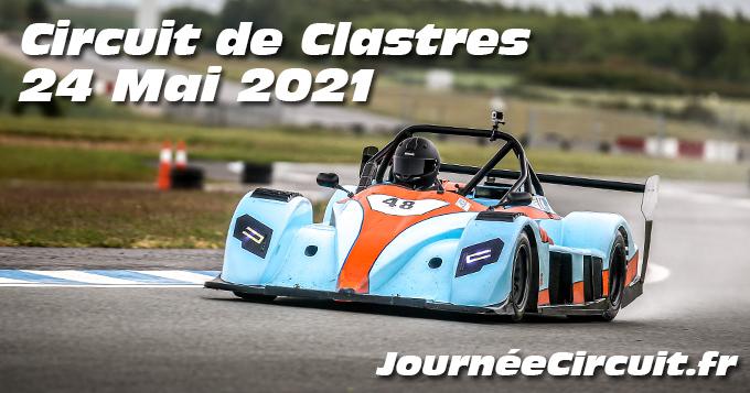 Photos au Circuit de Clastres le 24 Mai 2021 avec Journee Circuit