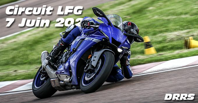 Photos au Circuit LFG de la Ferte Gaucher le 7 Juin 2021 avec De Radigues Rider School