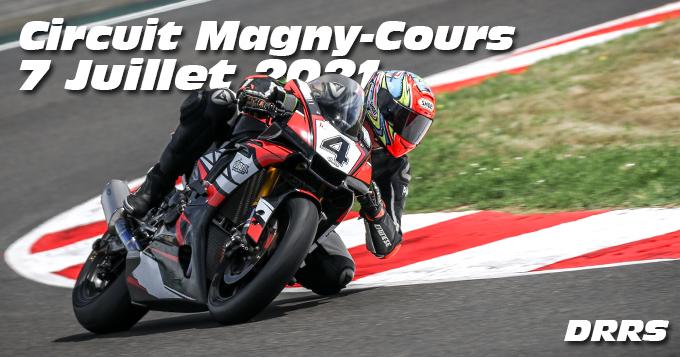 Photos au Circuit de Magny-Cours le 7 Juillet 2021 avec De Radigues Rider School