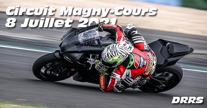 Photos au Circuit de Magny-Cours le 8 Juillet 2021 avec De Radigues Rider School