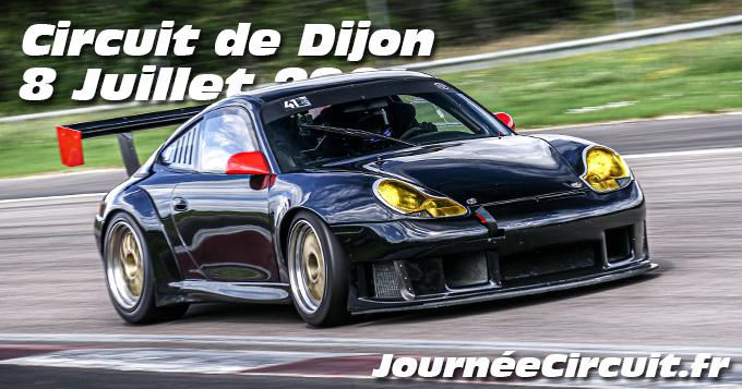 Photos au Circuit de Dijon Prenois le 8 Juillet 2021 avec Journee Circuit