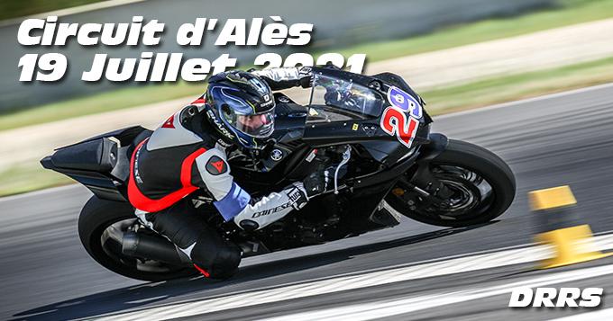 Photos au Circuit d'Alès le 19 Juillet 2021 avec De Radigues Rider School