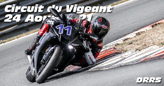 Photos au Circuit du Val de Vienne le 24 Aout 2021 avec De Radigues Rider School