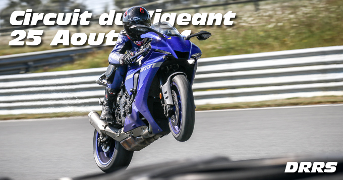Photos au Circuit du Val de Vienne le 25 Aout 2021 avec De Radigues Rider School