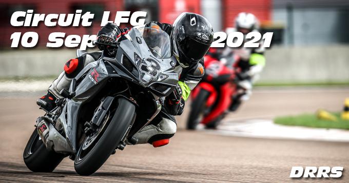 Photos au Circuit LFG de la Ferte Gaucher le 10 Septembre 2021 avec De Radigues Rider School
