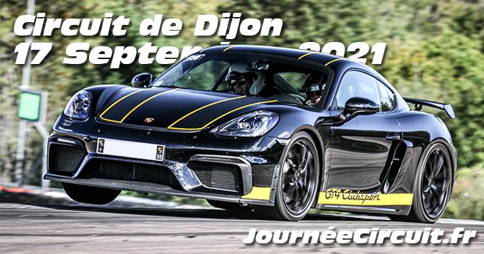 Photos au Circuit de Dijon Prenois le 17 Septembre 2021 avec Journee Circuit