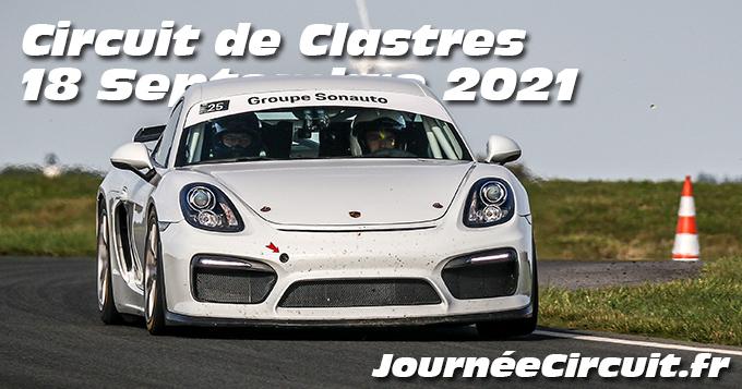 Photos au Circuit de Clastres le 18 Septembre 2021 avec Journee Circuit