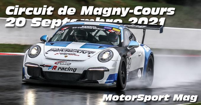 Photos au Circuit de Magny-Cours le 20 Septembre 2021 avec MotorSport Magasine