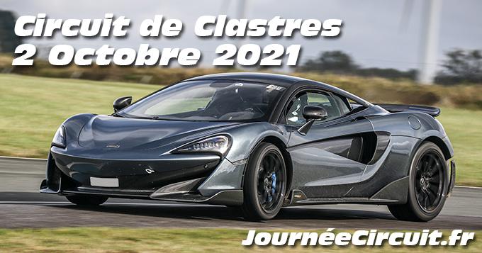 Photos au Circuit de Clastres le 2 Octobre 2021 avec Journee Circuit
