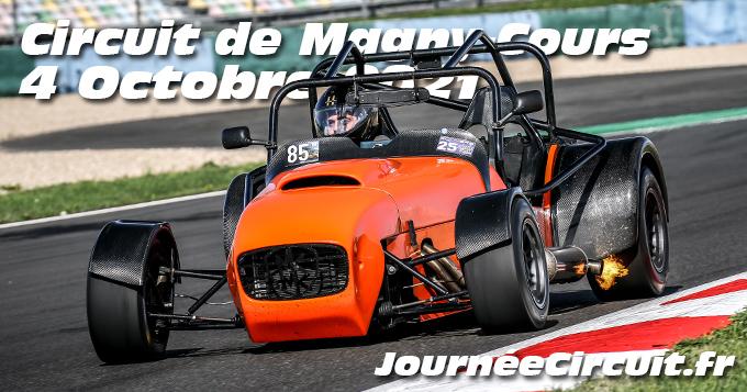 Photos au Circuit de Magny-Cours le 4 Octobre 2021 avec Journee Circuit