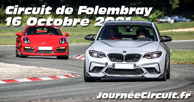 Photos au Circuit de Folembray le 16 Octobre 2021 avec Journee Circuit